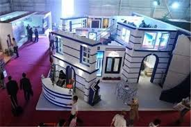 حضور در نهمین نمایشگاه تخصصی صنعت ساختمان گرگان